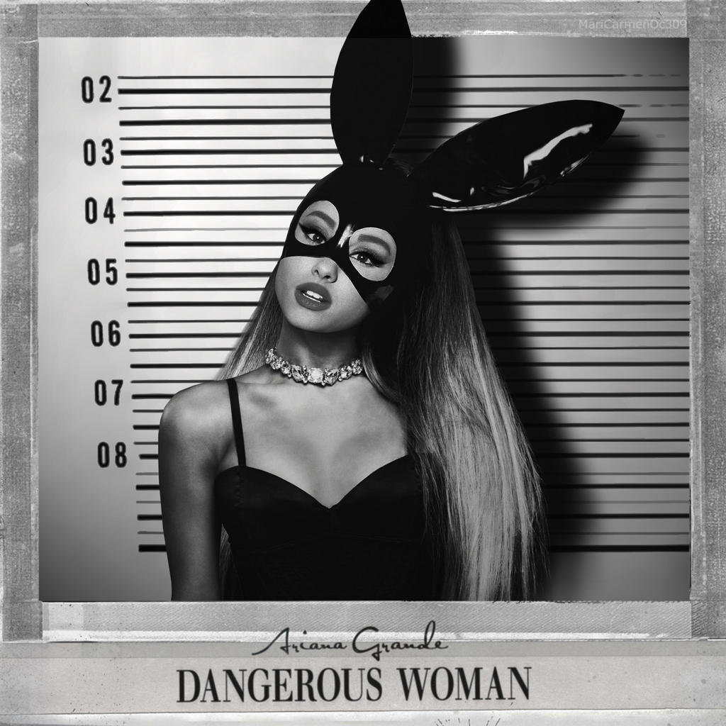 Ariana Grande - Dangerous Woman (Fanmade Cover) by ...