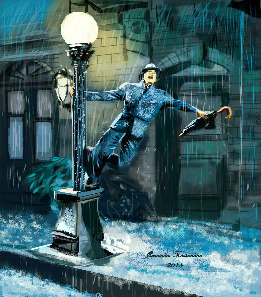 an analysis of the musical singin in the rain Singin' in the rain, american musical comedy film, released in 1952, that was a  reunion project for the american in paris directorial team of stanley donen and.