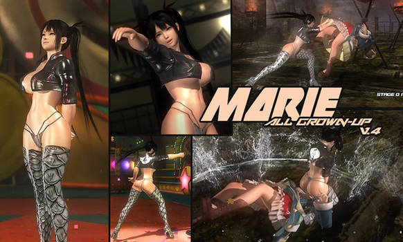 Marie all grownup  v4