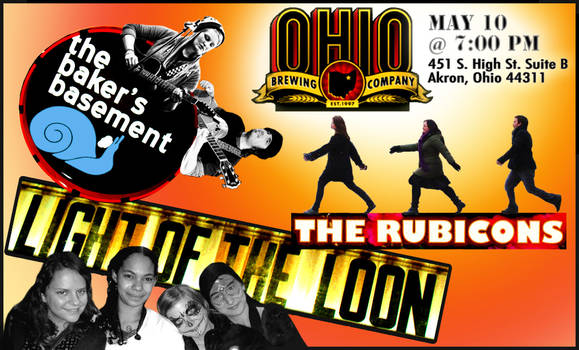 Ad: Light of the Loon @ Ohio Brewing Company