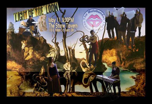 Ad: Stone Tavern Show on Dali's Birthday
