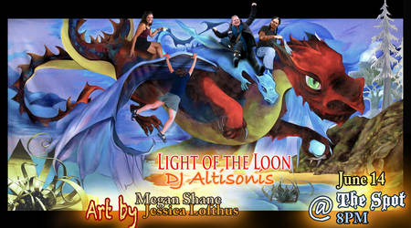 Ad: Light of the Loon @ The Spot