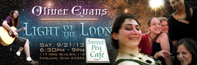 Ad: Sweet Pea Cafe Show