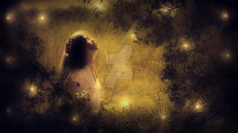..en mi mundo magico.. by kriakao