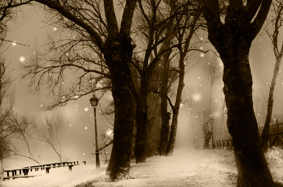 silent night.. by kriakao