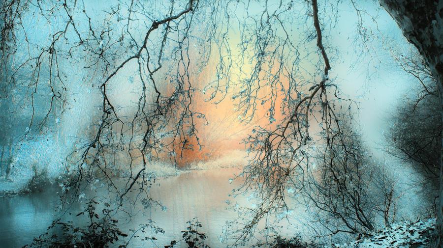 en el reino del hielo.. by kriakao