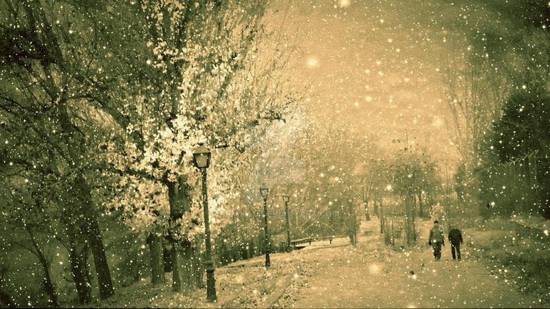 cuento de invierno.. by kriakao