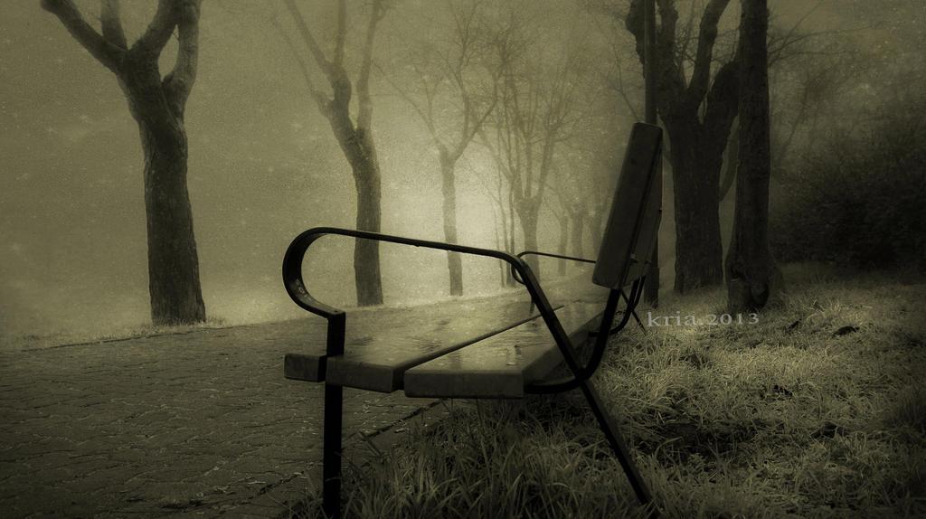 en silencio.. by kriakao
