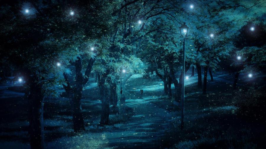 la primera noche by kriakao