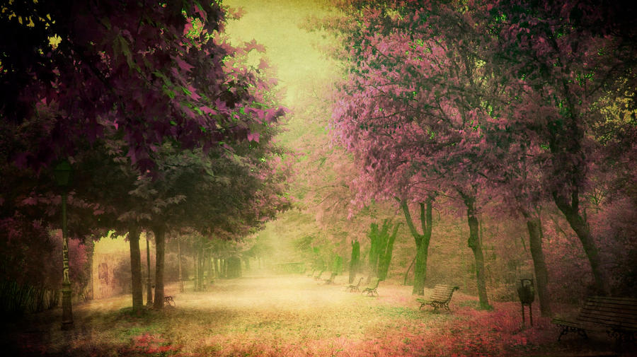 las mil palabras de la primavera.. by kriakao