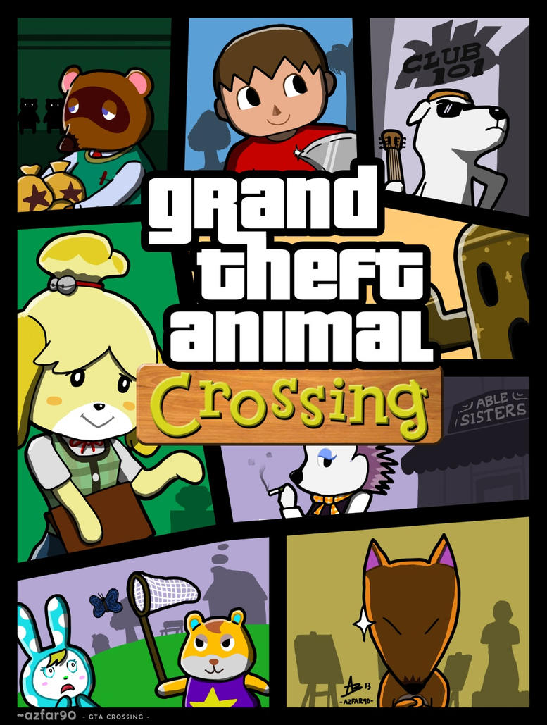 animal crossing fauna rule 34 - photo #16