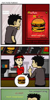 Fast Food Furious