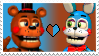 Toy Fronnie stamp by xConnieBearx