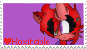 Roxinable Stamp by xConnieBearx