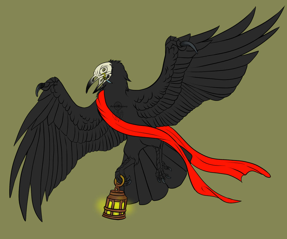 Raven Adopt OPEN (Now $5) by LupusDream