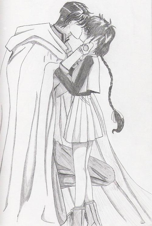 Lantis and Hikaru by Jem1358