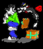 Happy birtday WolfSquad by WinDasH