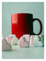 Coffee freak. by Inksuu