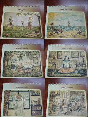 Calendar II by Hemhet
