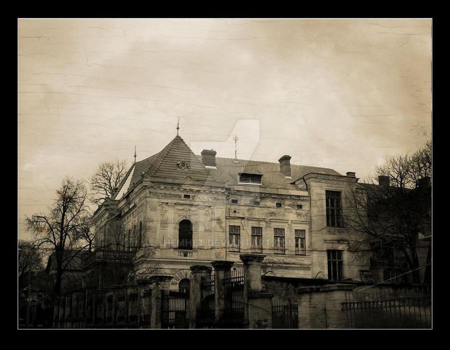 Blumenschein-palota by Hemhet