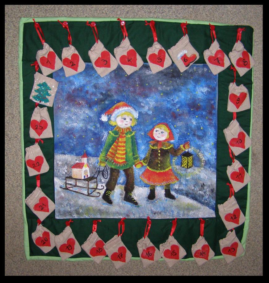 Art Advent Calendar : Advent calendar by hemhet on deviantart