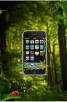 Zen garden, Iphone by soad2K