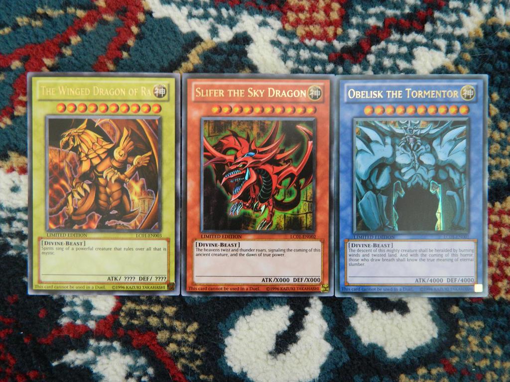egyptian god cards fusion - photo #26