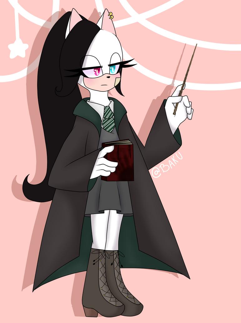 Alice in Hogwarts by Dickzy
