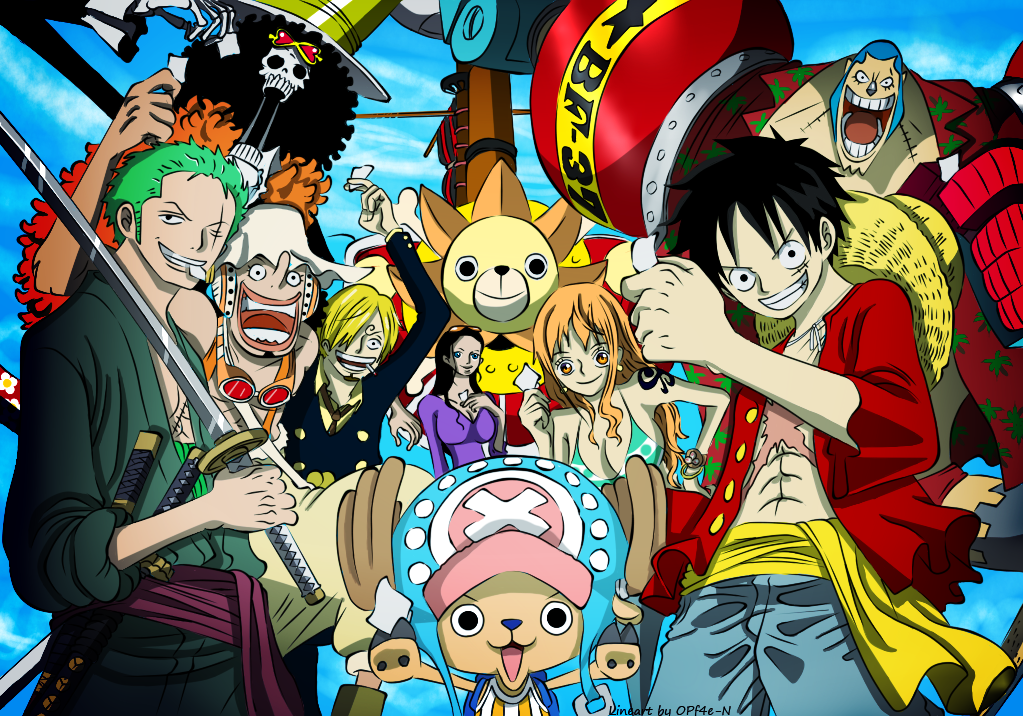 One Piece New World by AngieMP
