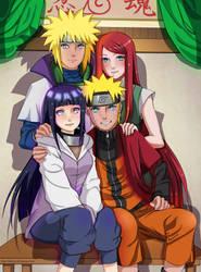Uzuamaki Family Photo.