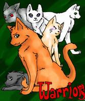 Warrior Cats by dreamsorrow3