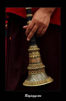 Tibet trumpet