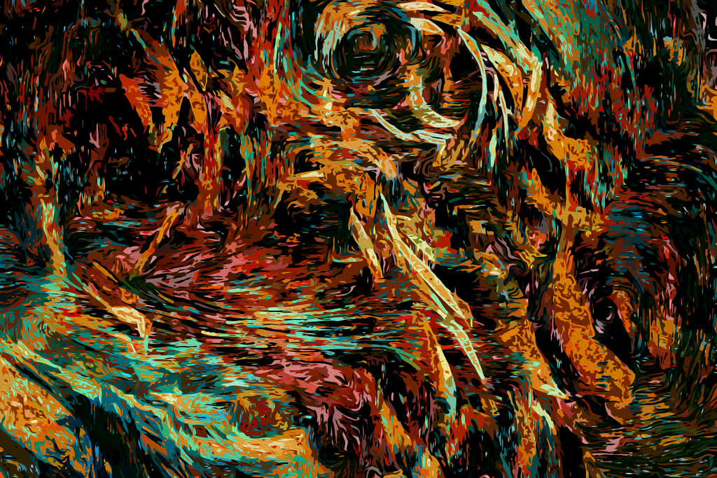 Tainted Fountain by razornetout