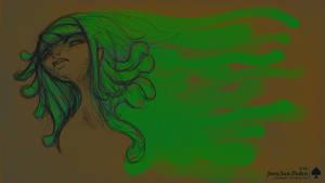 XVIII Medusa i knew by JoeySanPedro