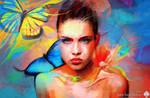 XVIII Colorflys TearDrops