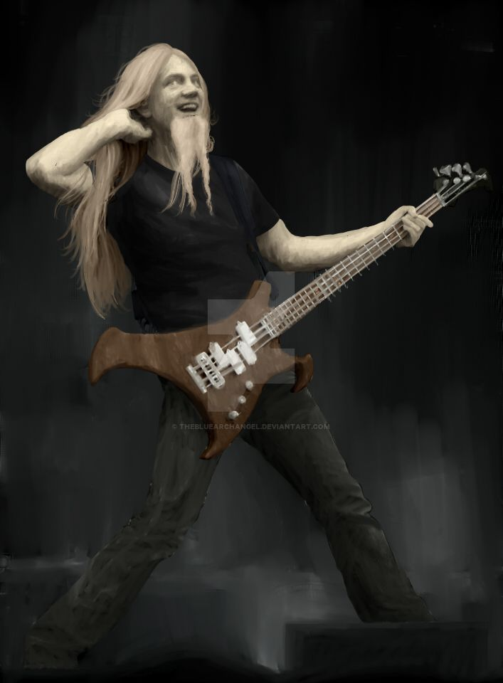 Marco Hietala by TheBlueArchAngel