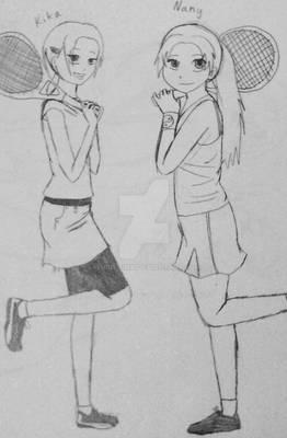 Ishio - Kika (Tennis)