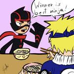 Randy _ Naruto - Tumblr request