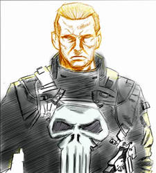 The Punisher by Moebocop