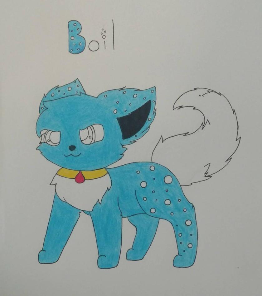 Zoru Contest Entry: Boil by 11KiriGiri