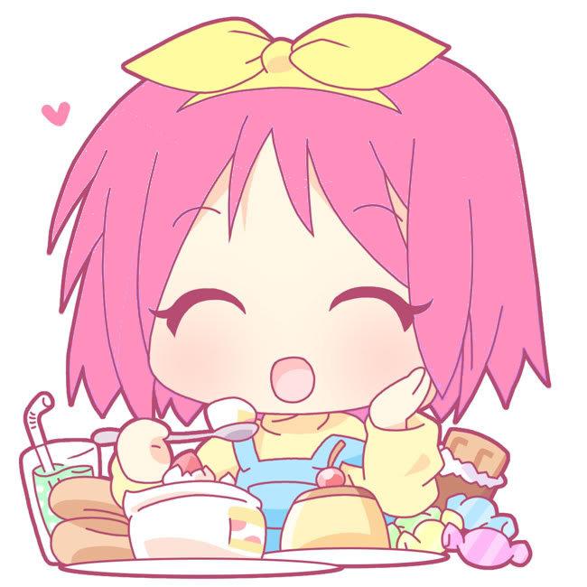 Sweet Chibi Girl by Sweet-Cutie on DeviantArt