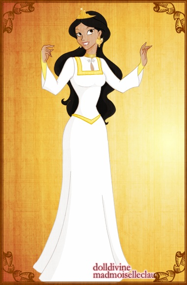 Jasmine\'s Wedding Dress by butterflycutie77 on DeviantArt