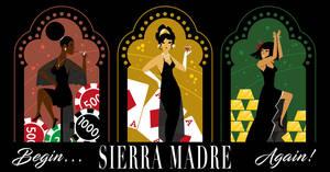 Sierra Madre - Triptych