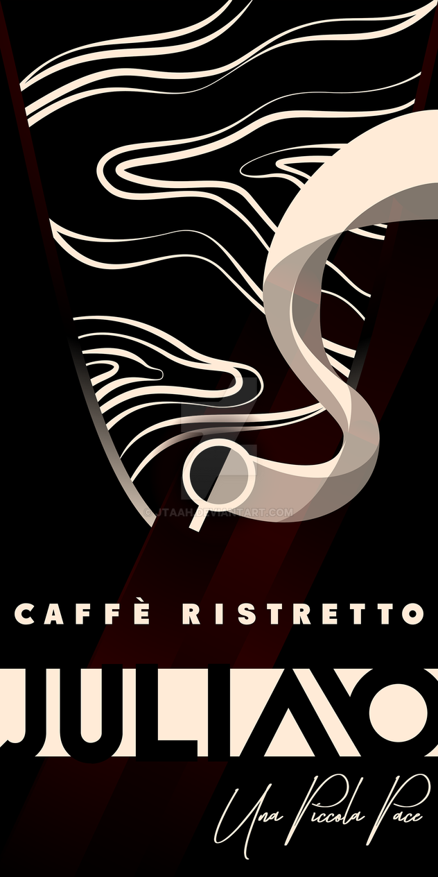Juliano - Caffe Ristretto by Jtaah