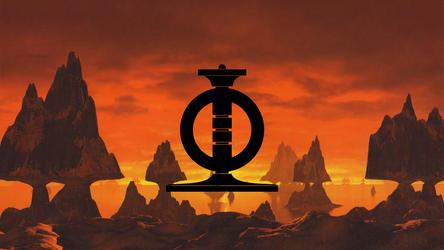Myst II Riven Fan Art - Gehnview by Jtaah