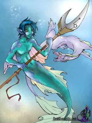 a sea guy by ladymayev
