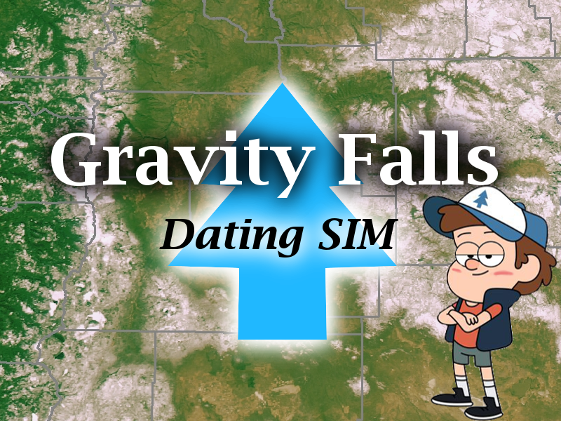 Gravity falls dating sim girl