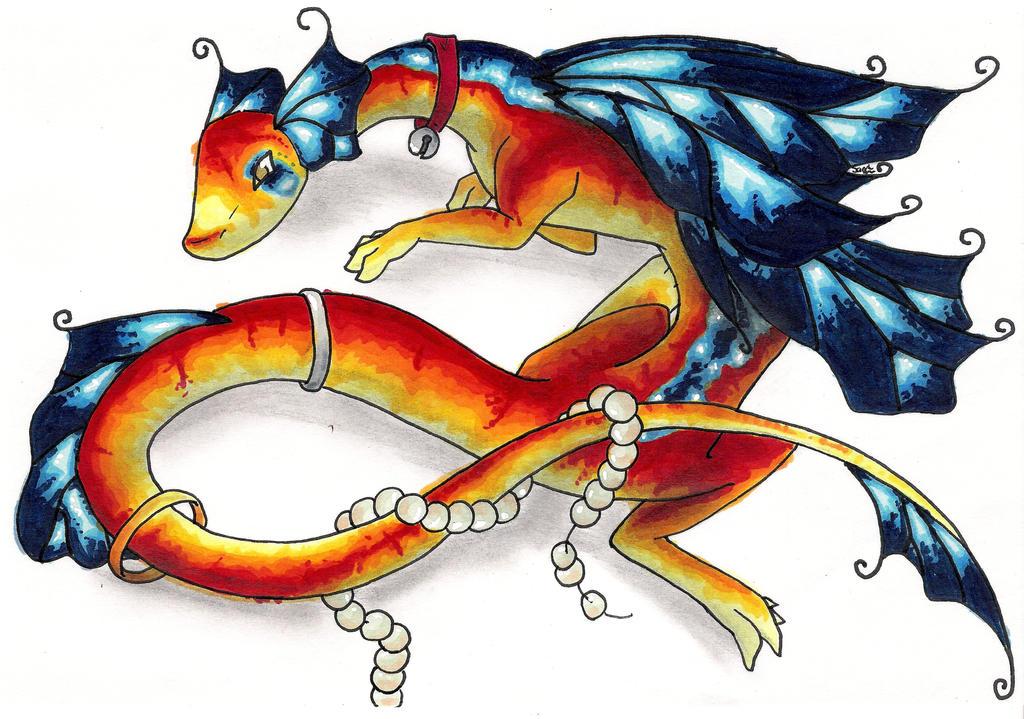 Fairy Dragon by AniPirates