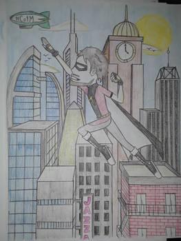 I Just Wanna Be A Superhero