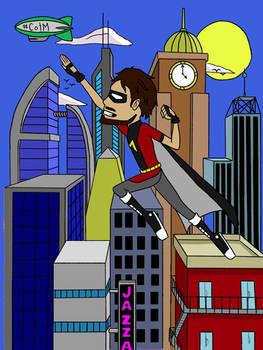 I Just Wanna Be A Superhero (Digital)
